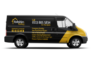 Yorkshire Roofing Van