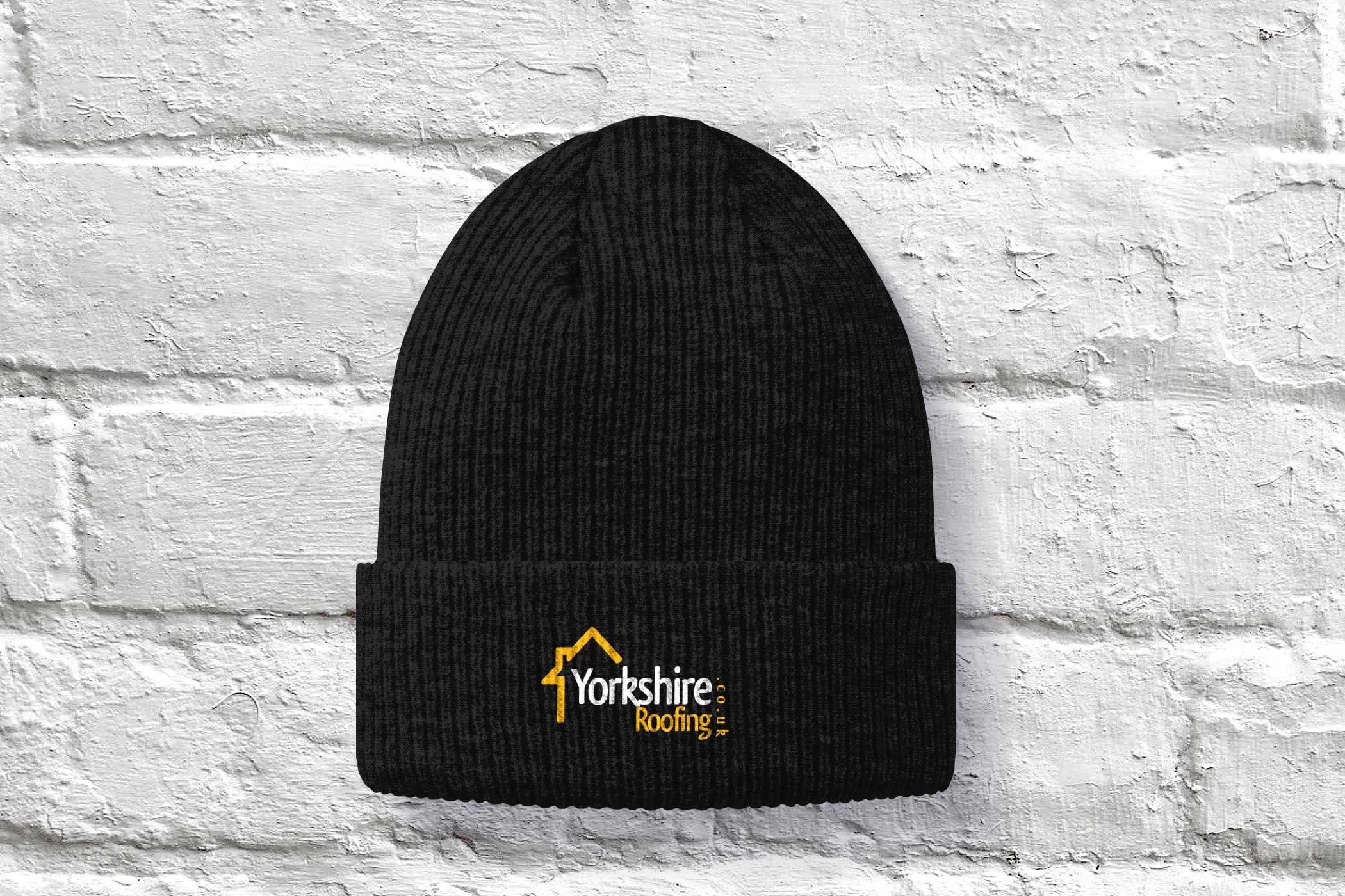 Yorkshire Roofing Beanie Hat
